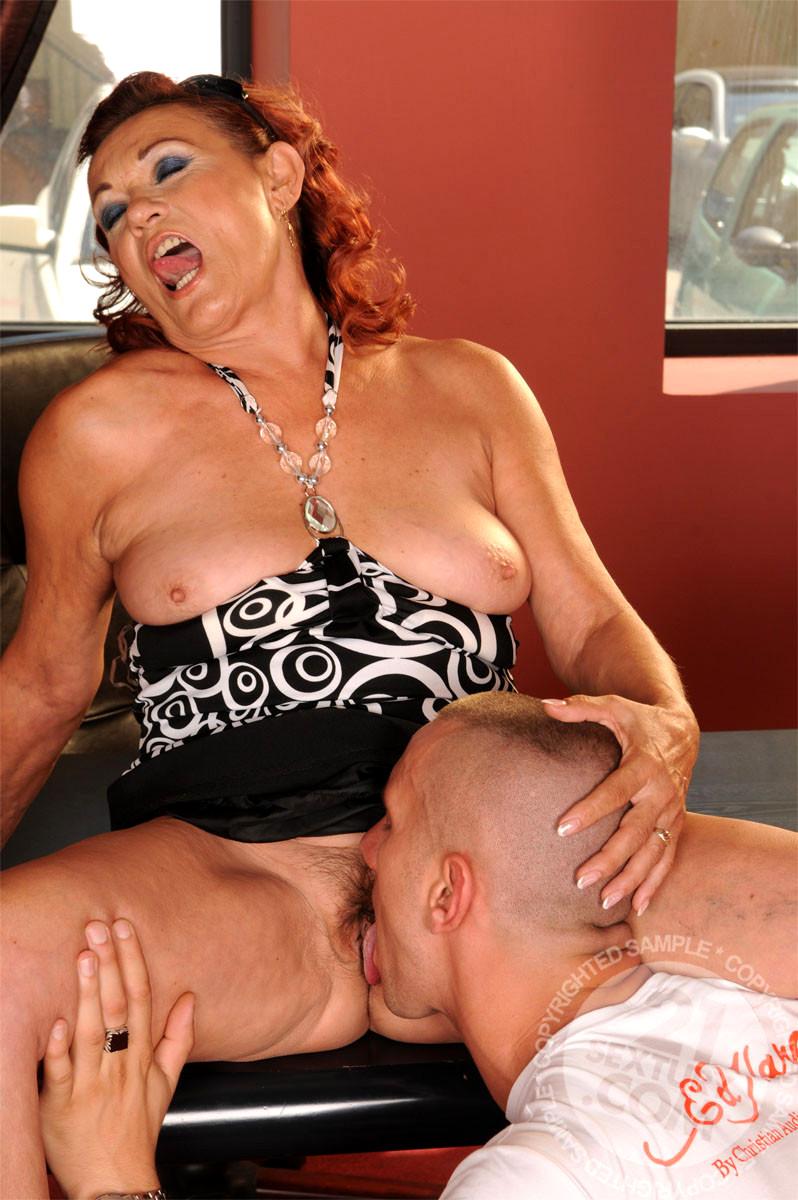 Члена зрелые женщины куни порно