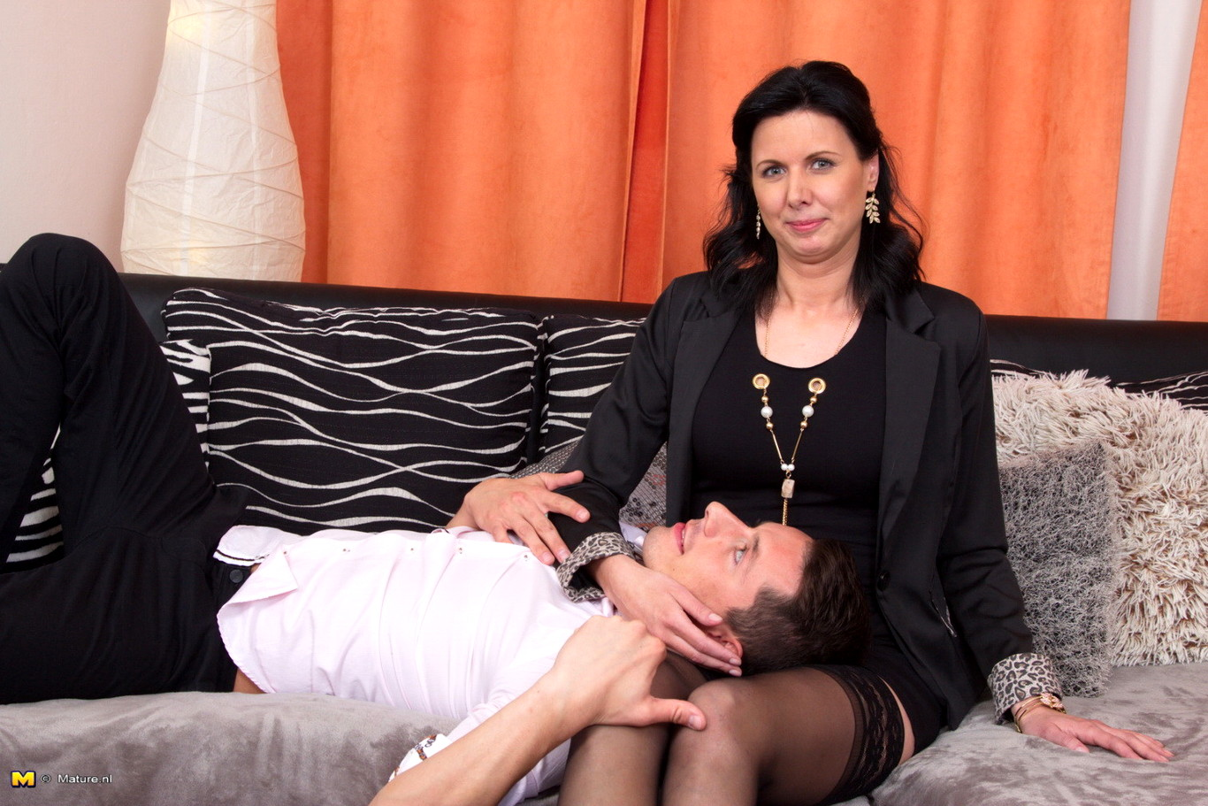 Mature Nl Maturenl Model Adorable Mom And Son Queen Sex Hd -9547