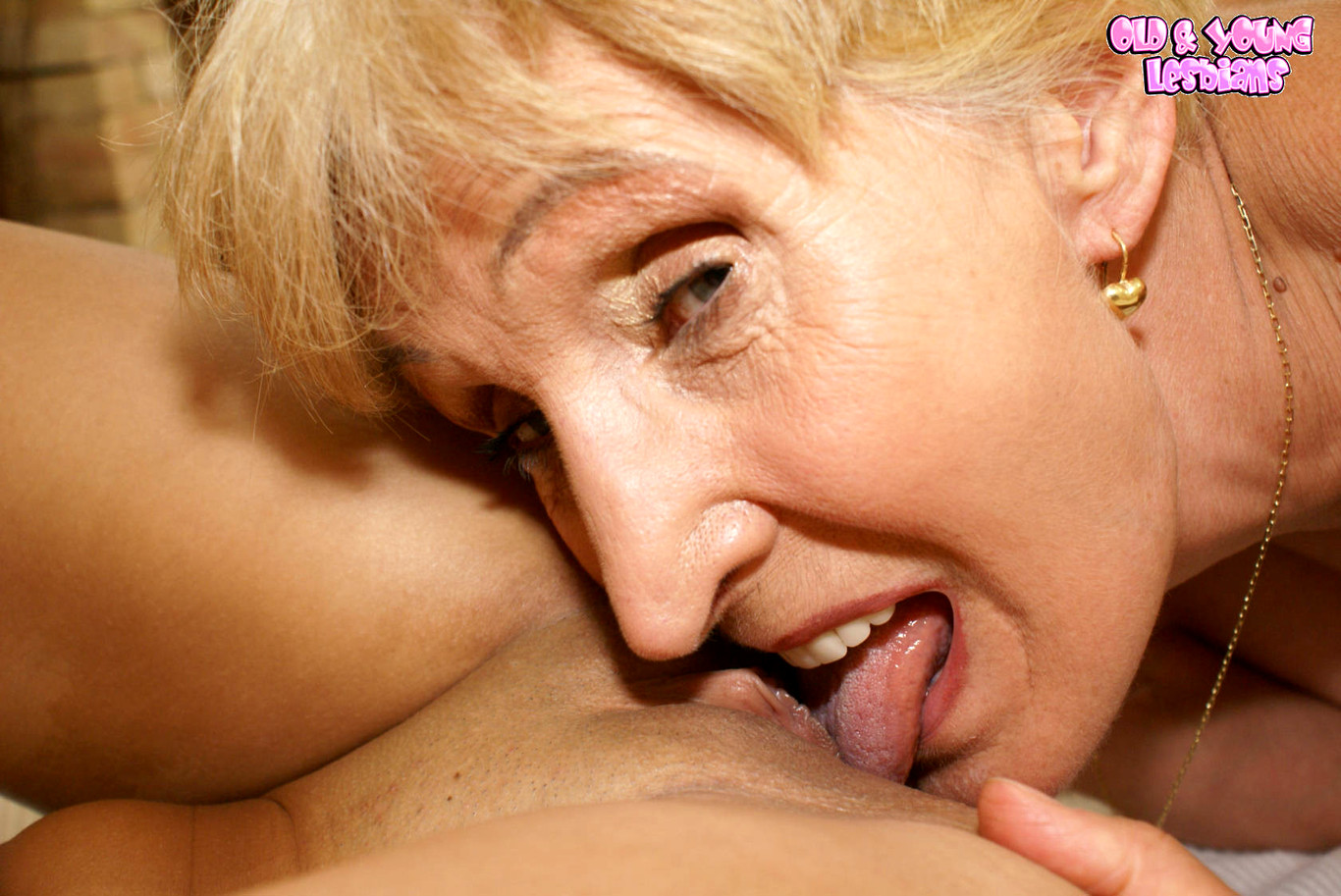 Granny sluts lesbian