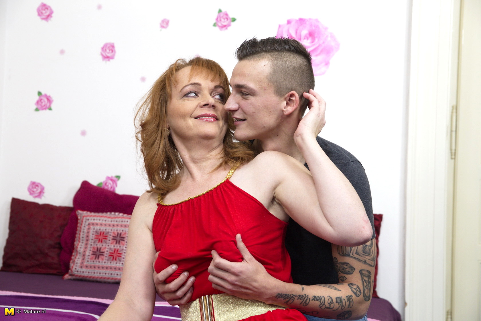 Mother sucking sons cock story