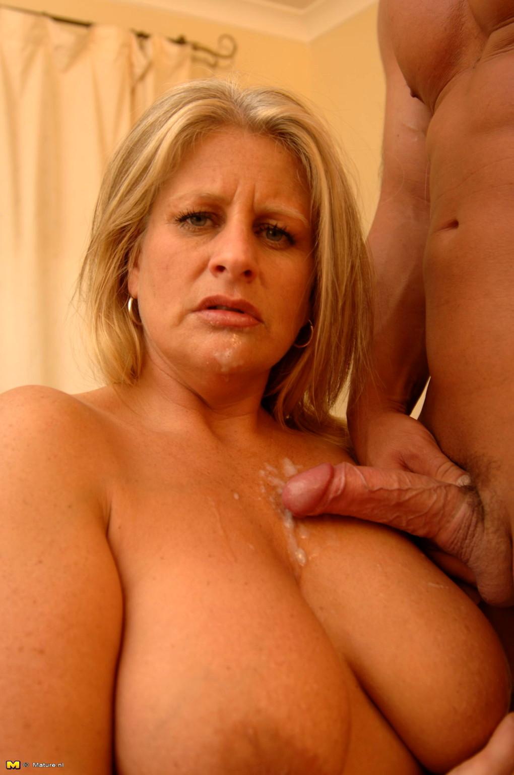 Mature Breast Porn