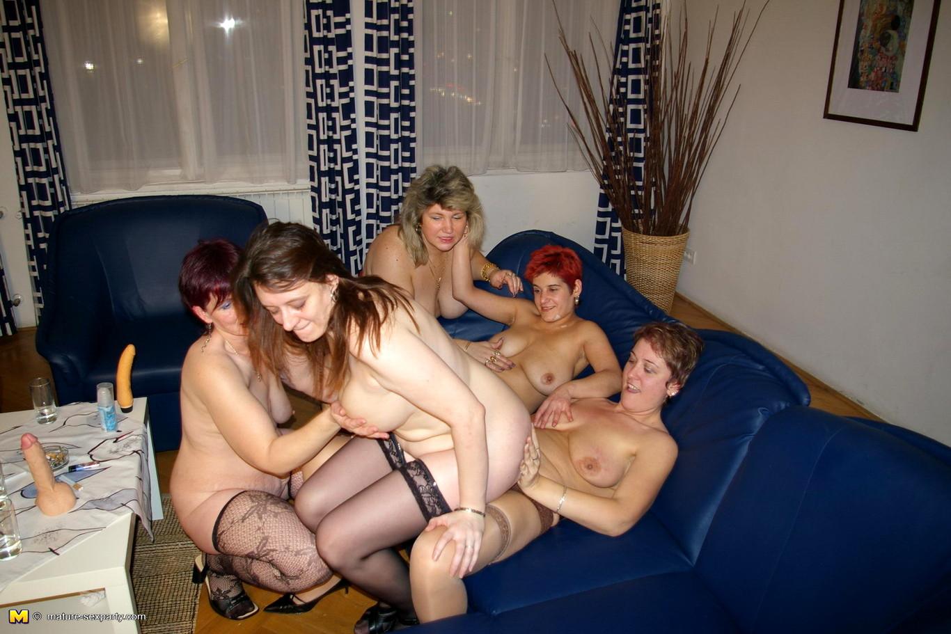 порно фото вечеринок зрелых - 13