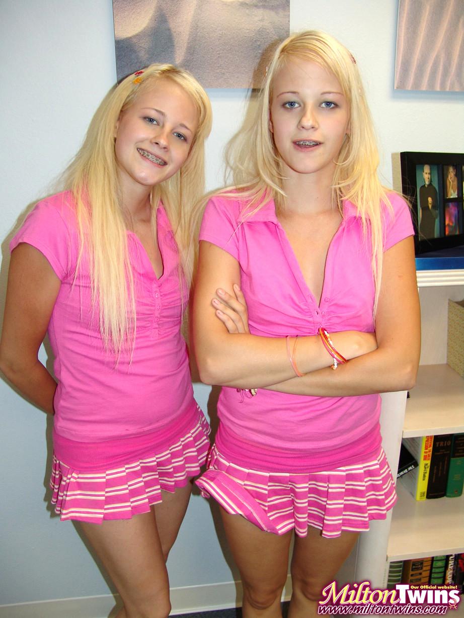 Hardcore teen twin