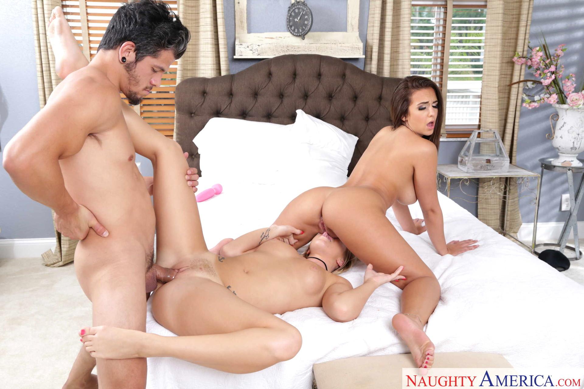 bailey brooke threesome