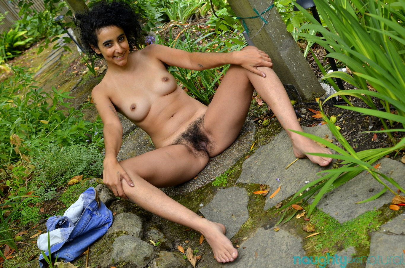 Nude women red hairy pussy