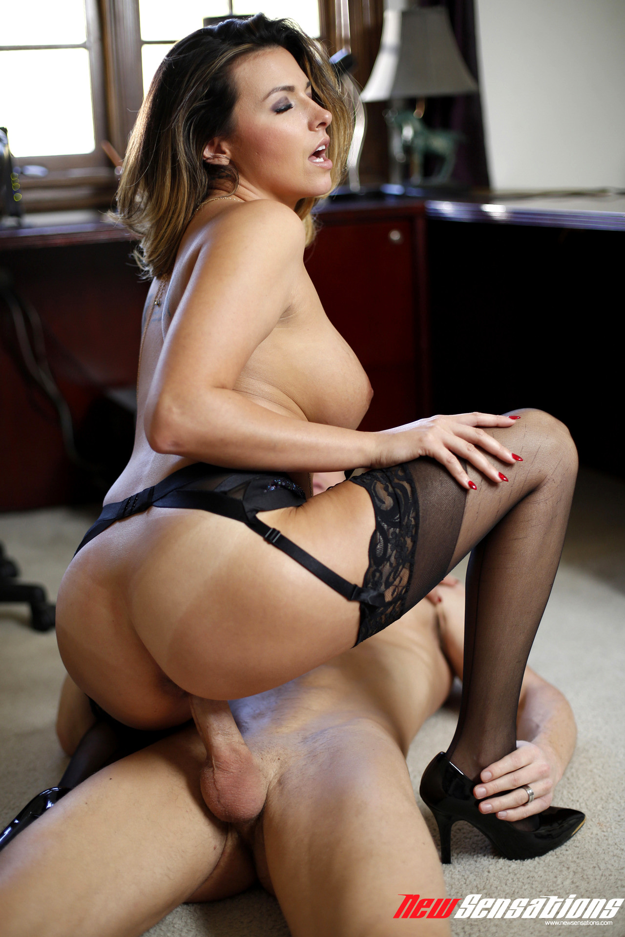 My Perv Mom Loves Having Sex With Me