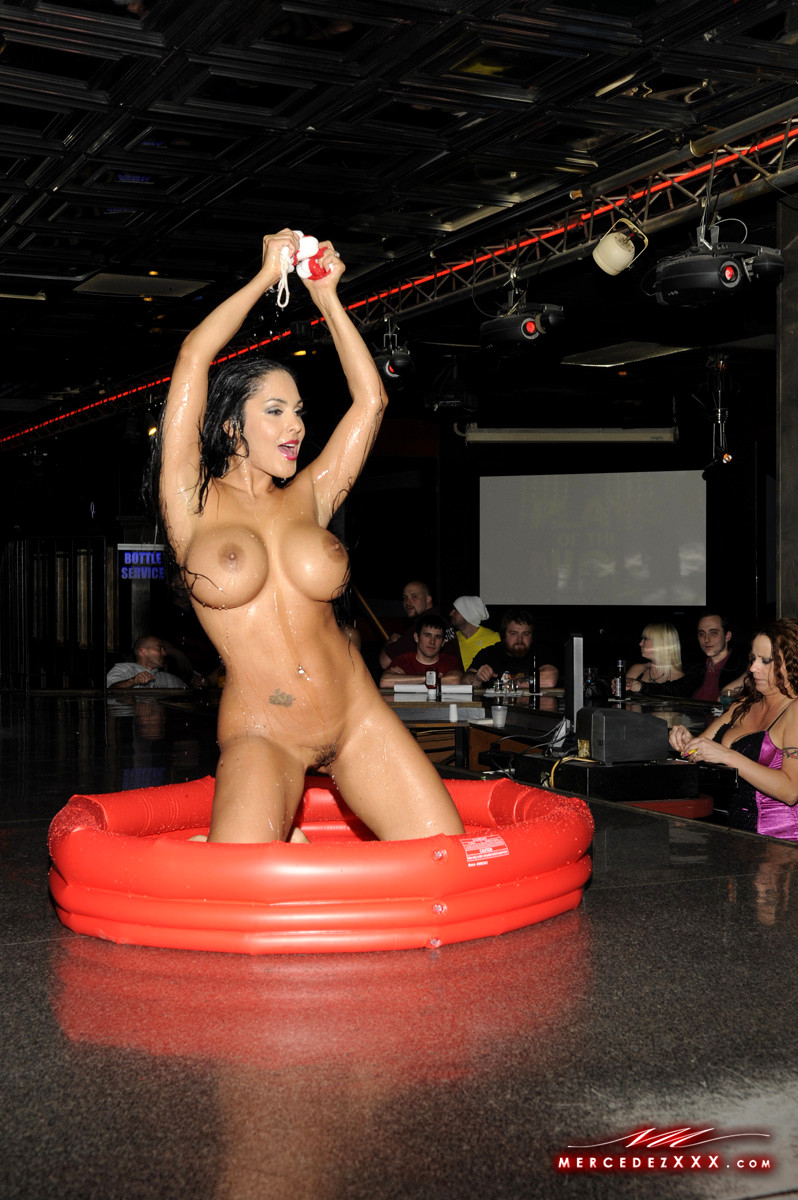 Virgin Puts On A Sexy Striptease To Get Naked