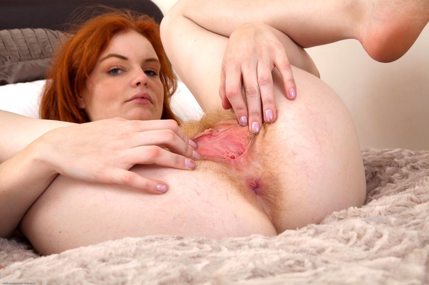 Порно Рыжая Пизденка