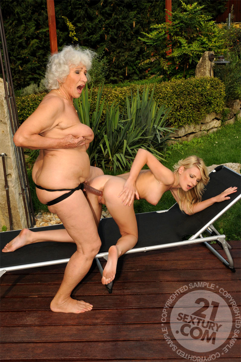 old granny lovers porn
