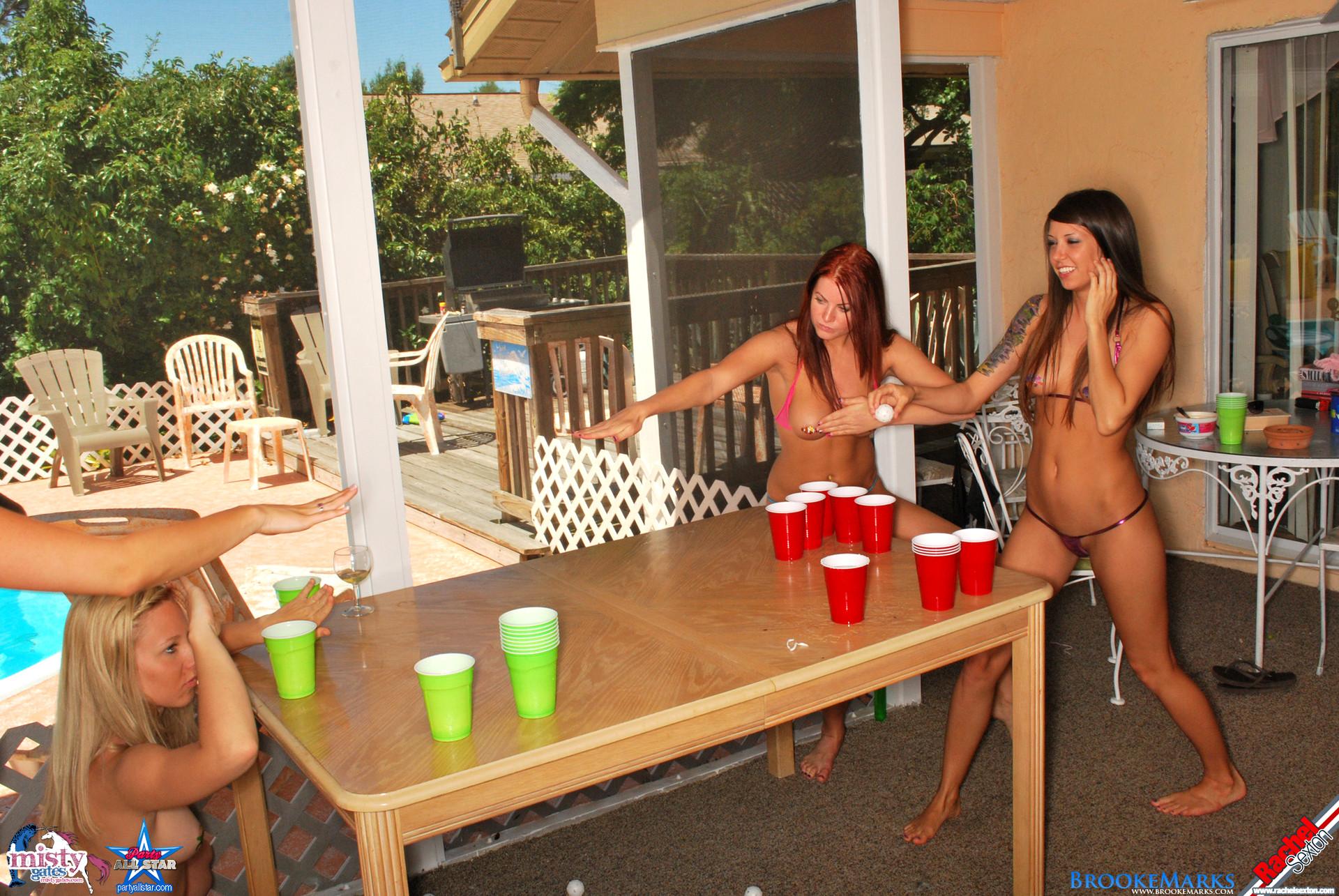 Strip beer pong naked video, africa mom sex