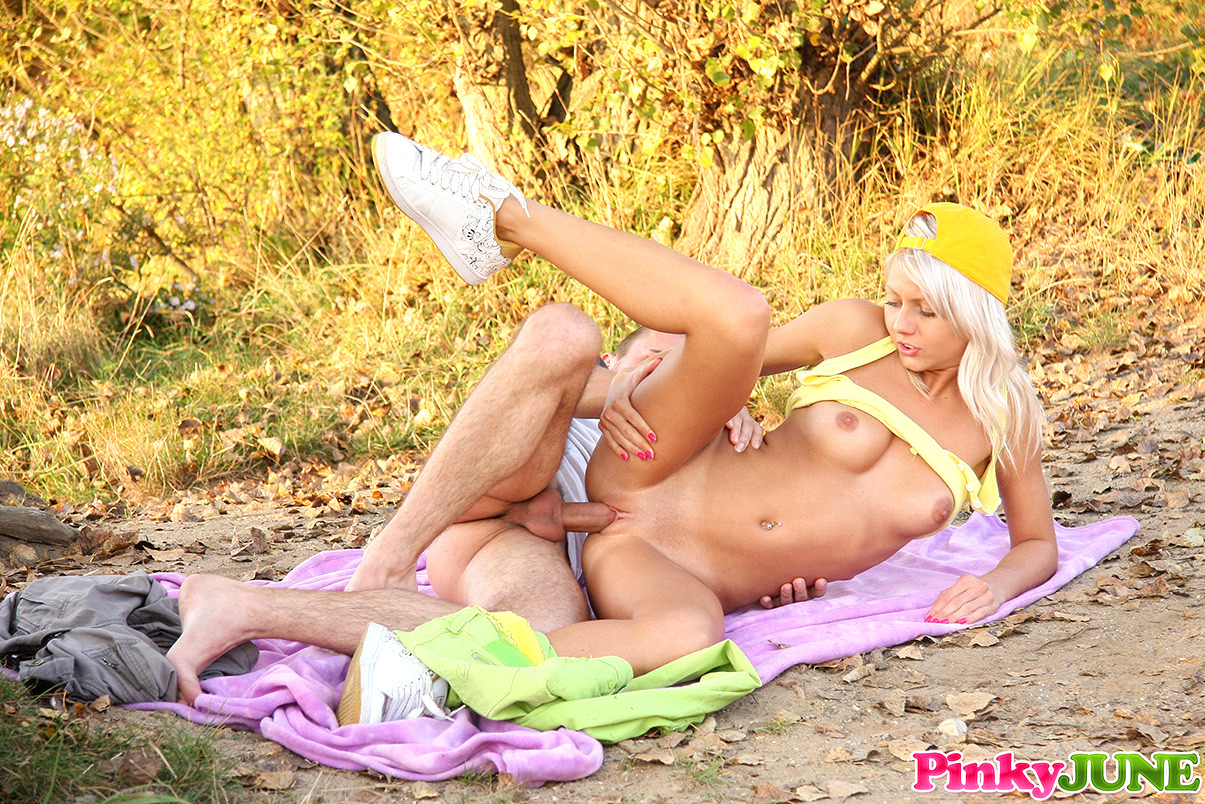 Оральный секс с пинки джун — 1