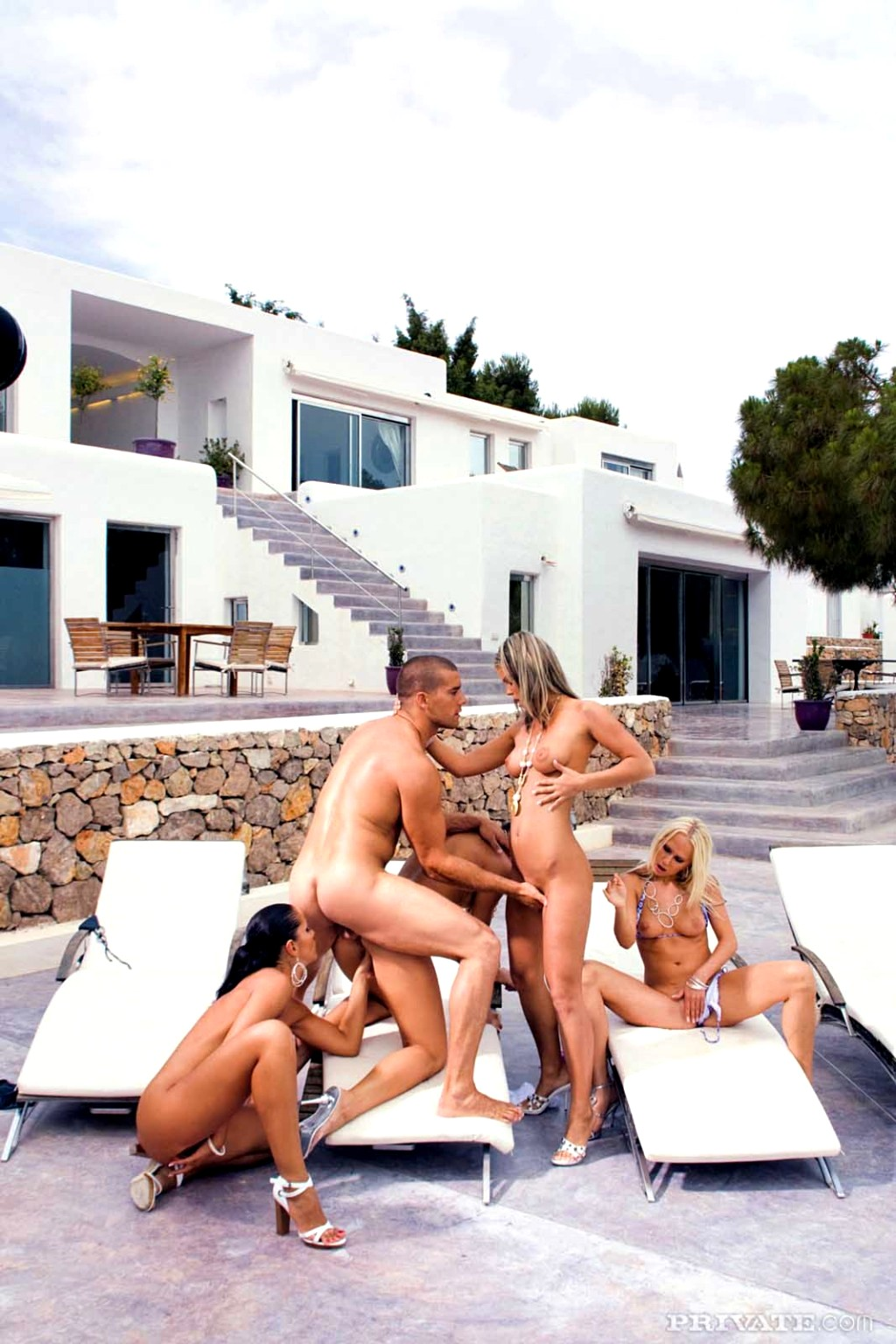 Private: Ibiza Extreme Orgy