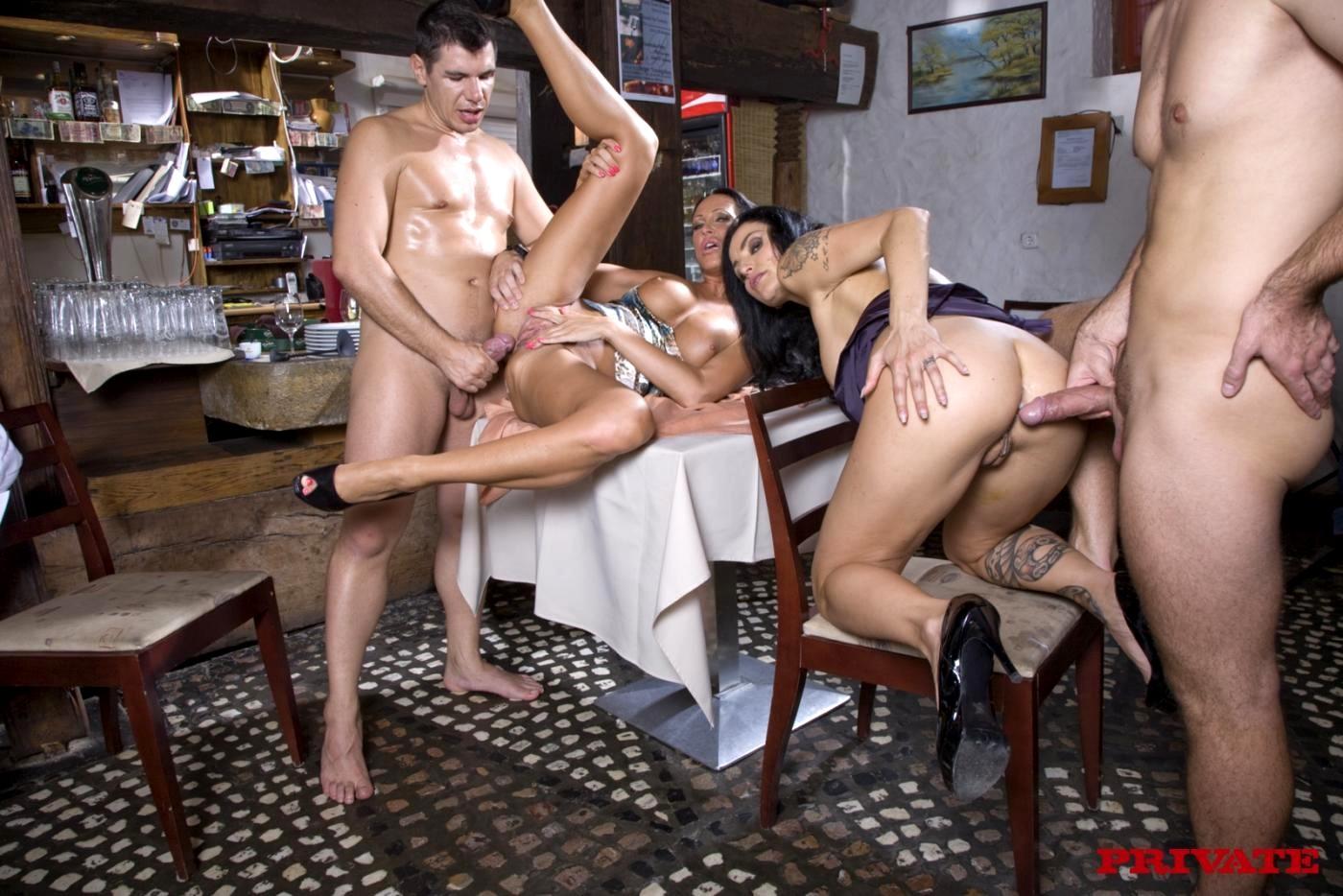 Секс в русской столовой смотреть онлайн — pic 8