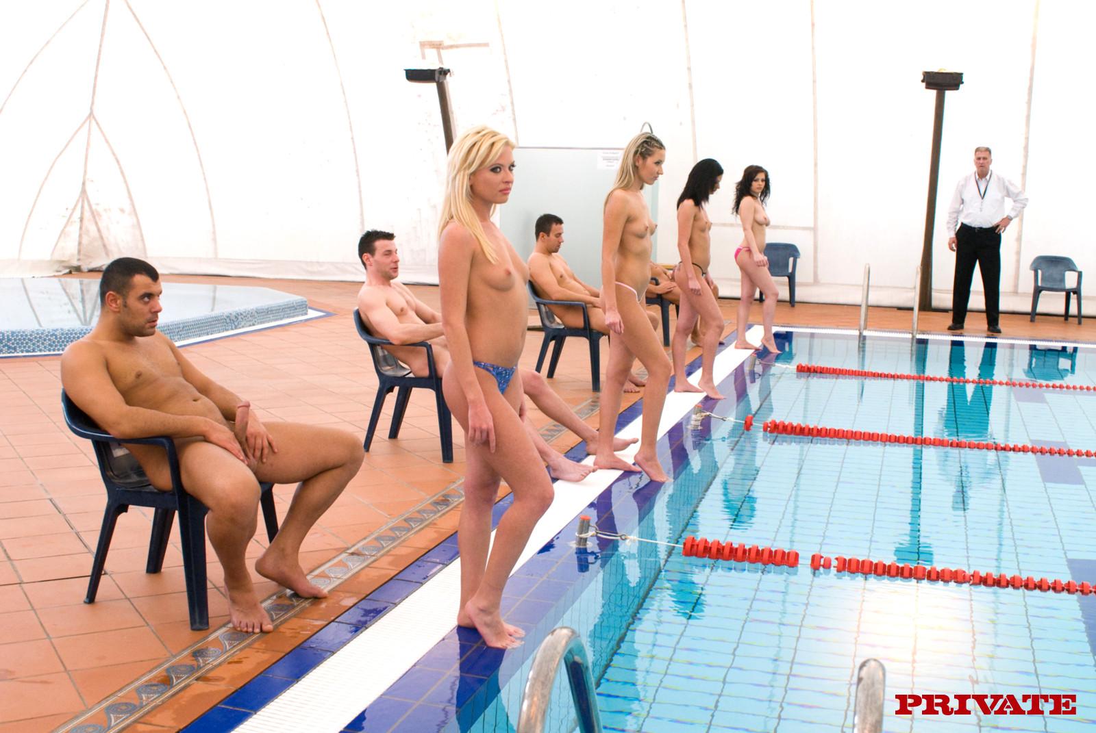 Swimming school porn, tournoi hockey mineur midget tiger geant