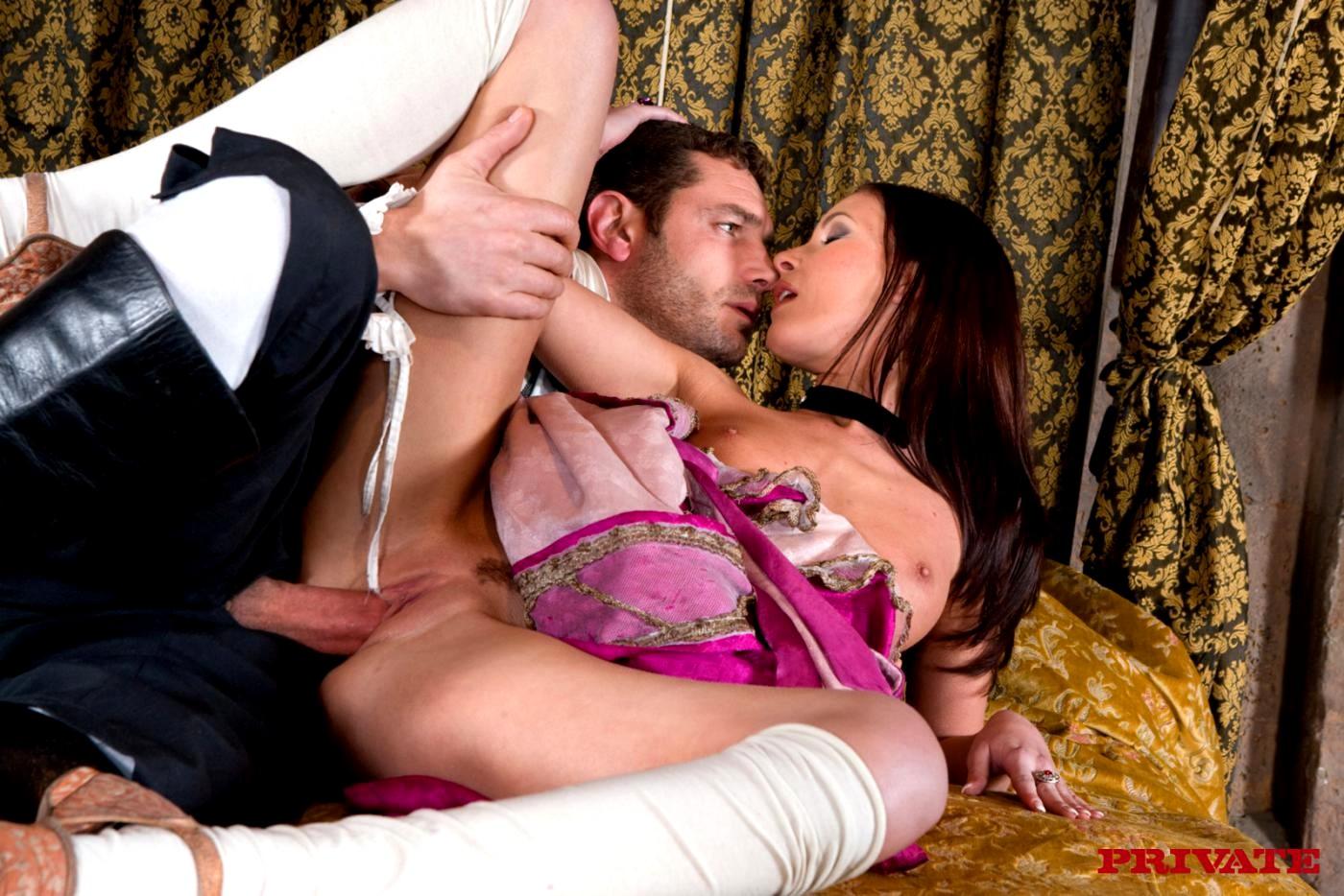 Секс в средневековом стиле, Ретро порно в средневековом стиле, ухоженные леди 21 фотография