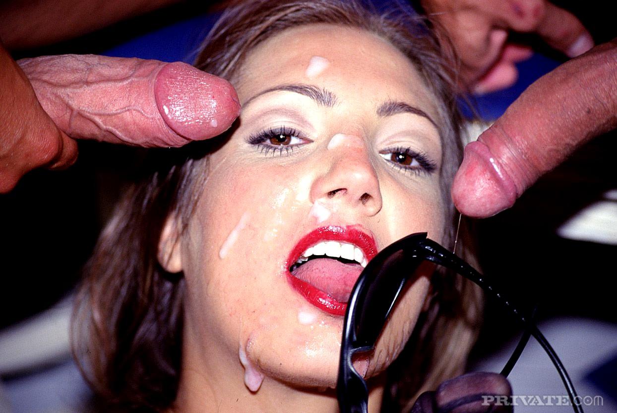 Private Lea De Mae Daniella Rush Monica Moore Monica -4498