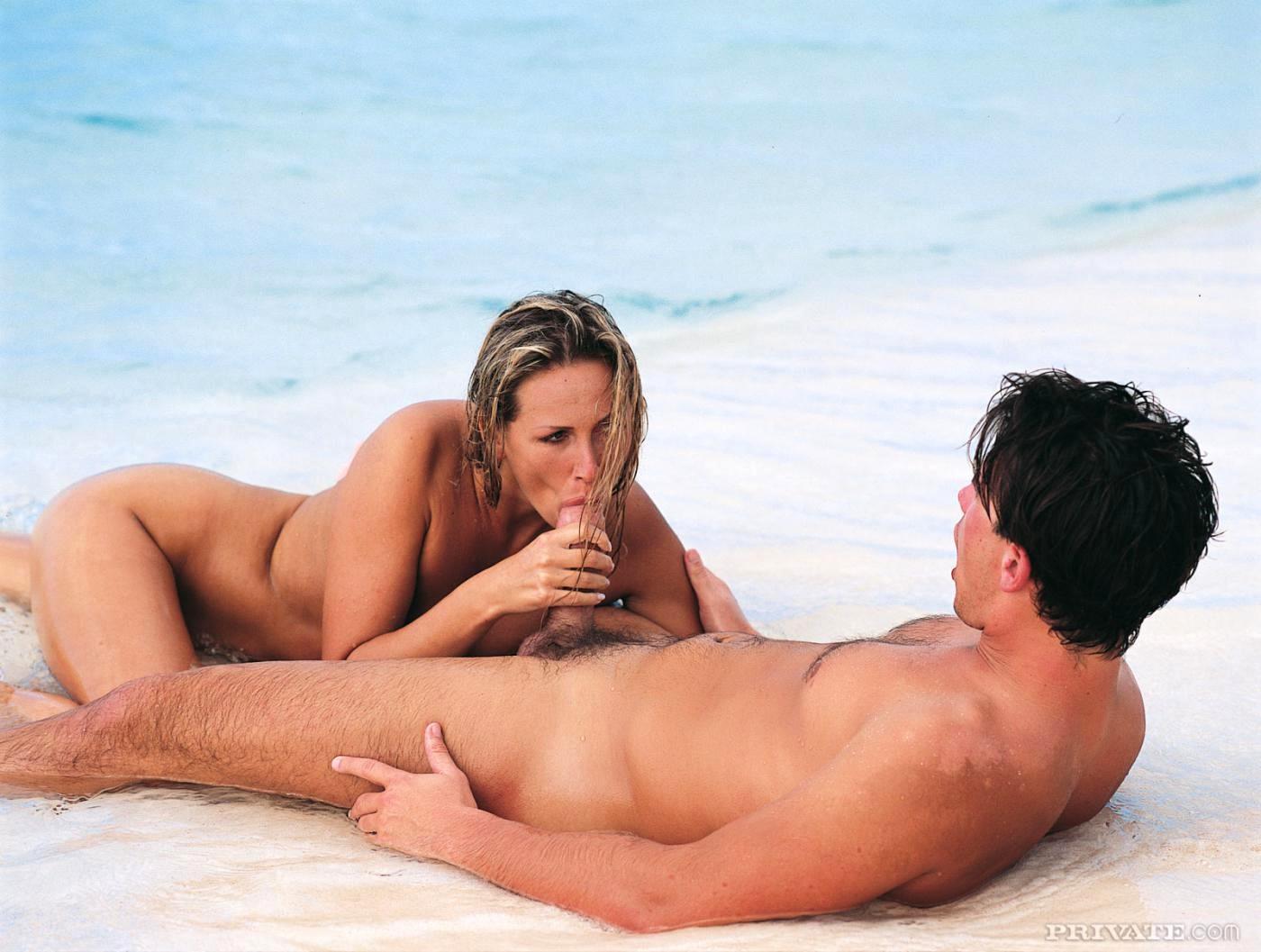 Просмотр порно фильмов секс на пляже онлайн в хорошем качестве, галерея фото известных порно актрис
