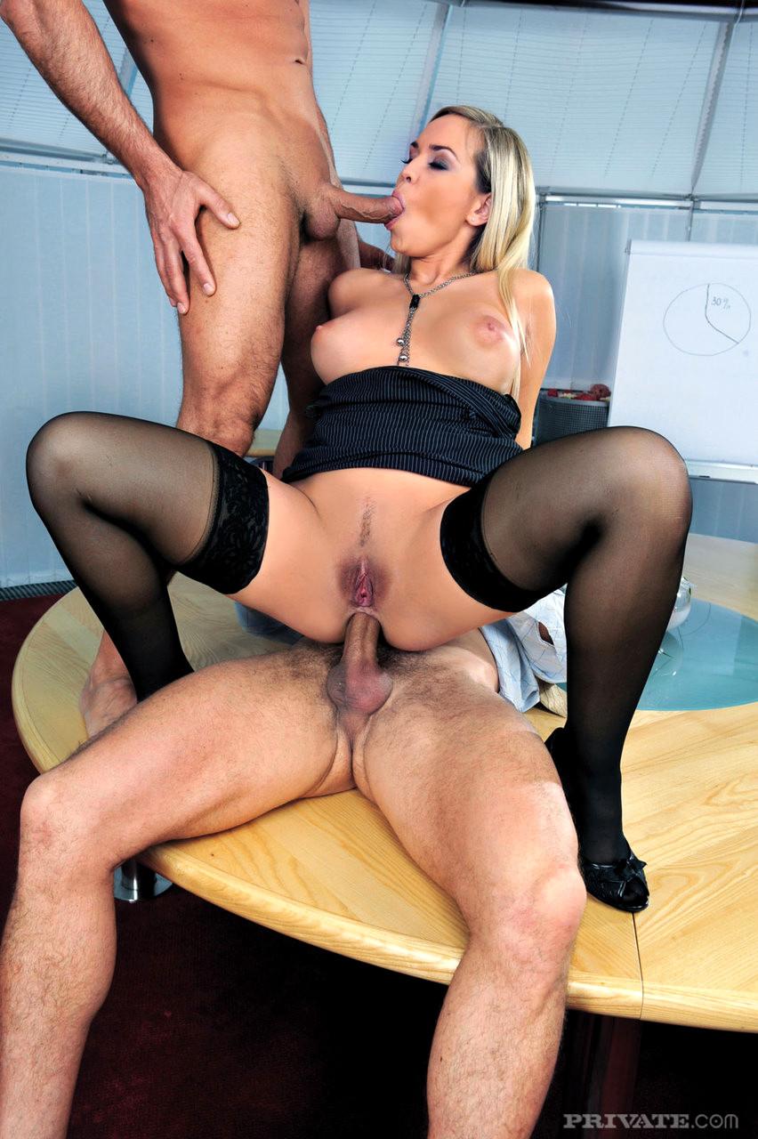 Porn Stars In Stockings