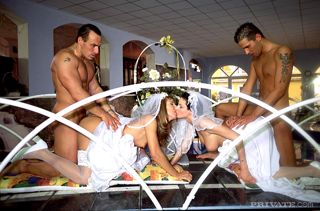 Порно онлайн свинг свадьбы #12