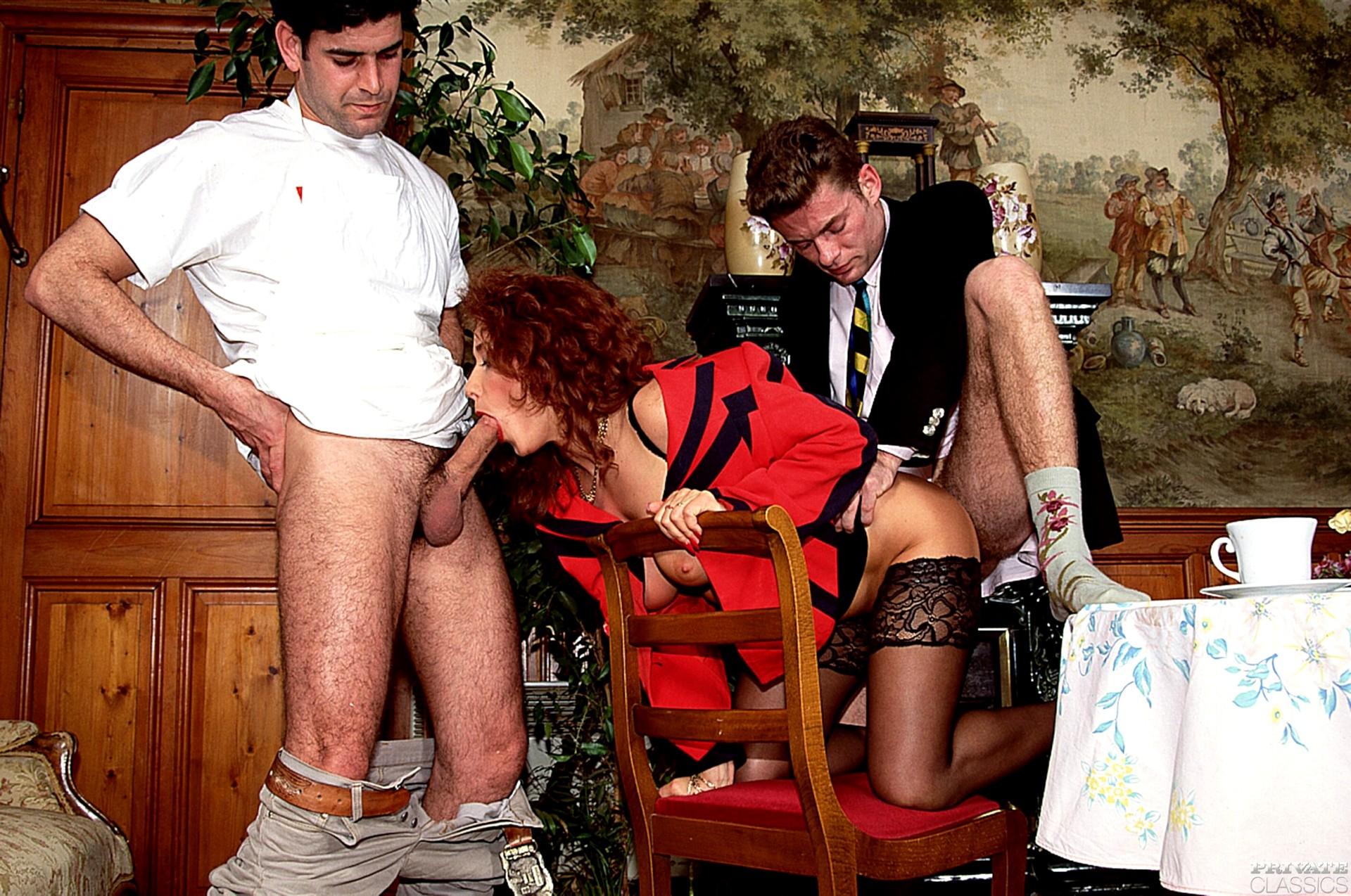 Ретро порно минет рыжие, Порно Ретро Рыжие (найдено 65 порно видео роликов) 25 фотография