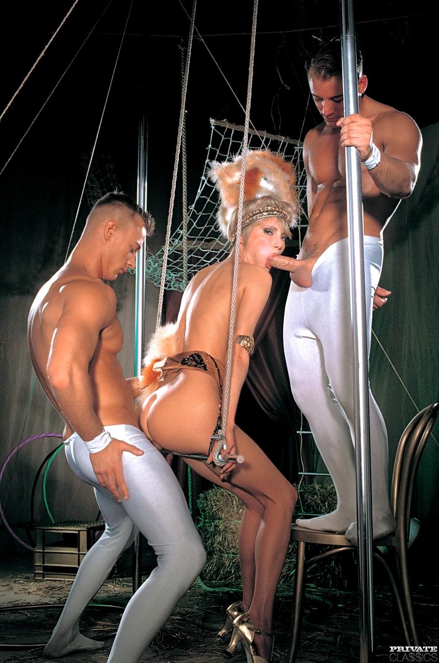 секс на цирке