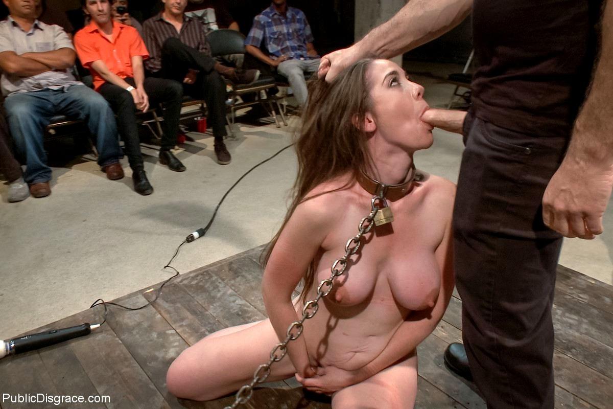 Yumi Schoolgirl Bondage Humiliation