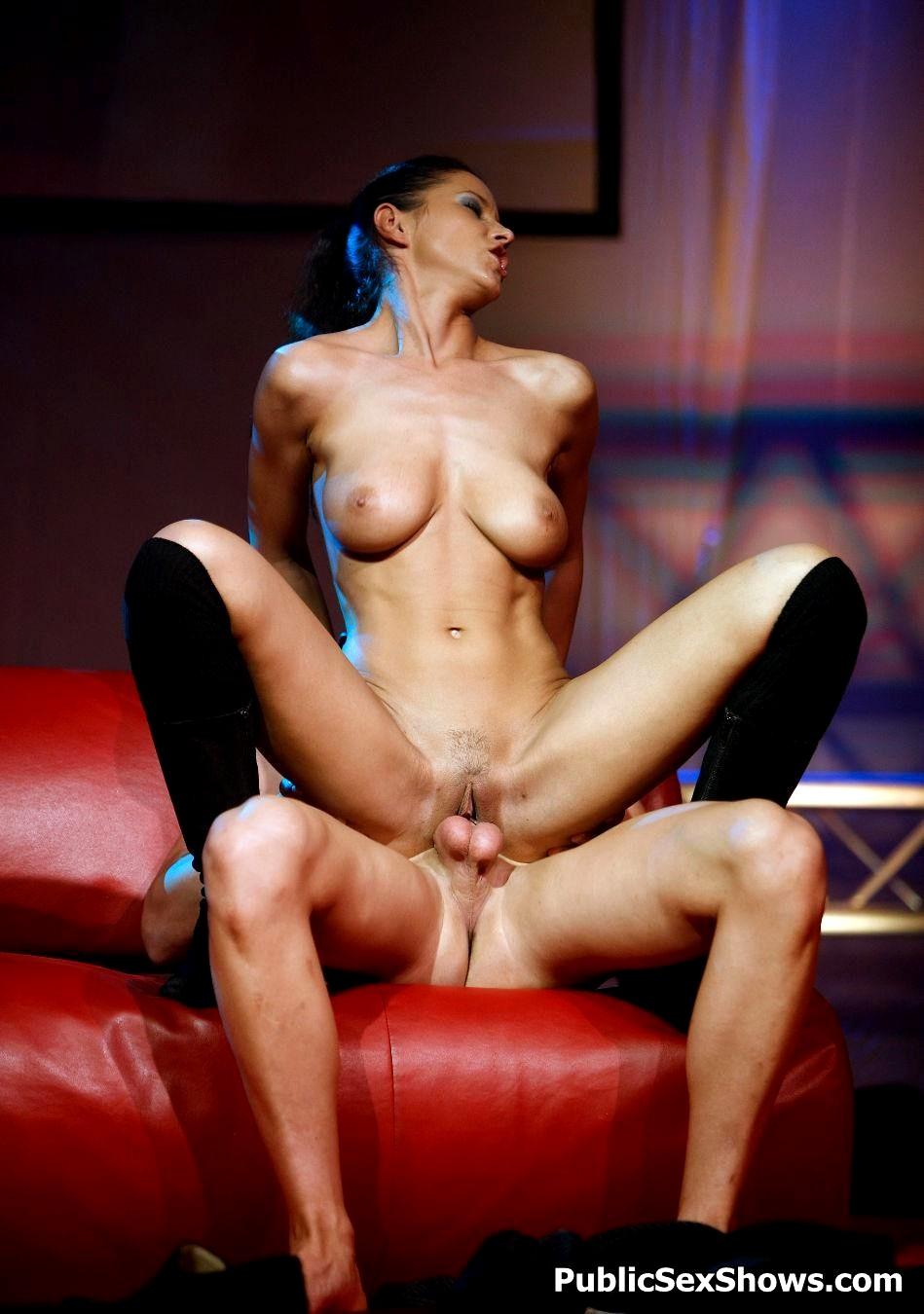 Hot Live Sex Show