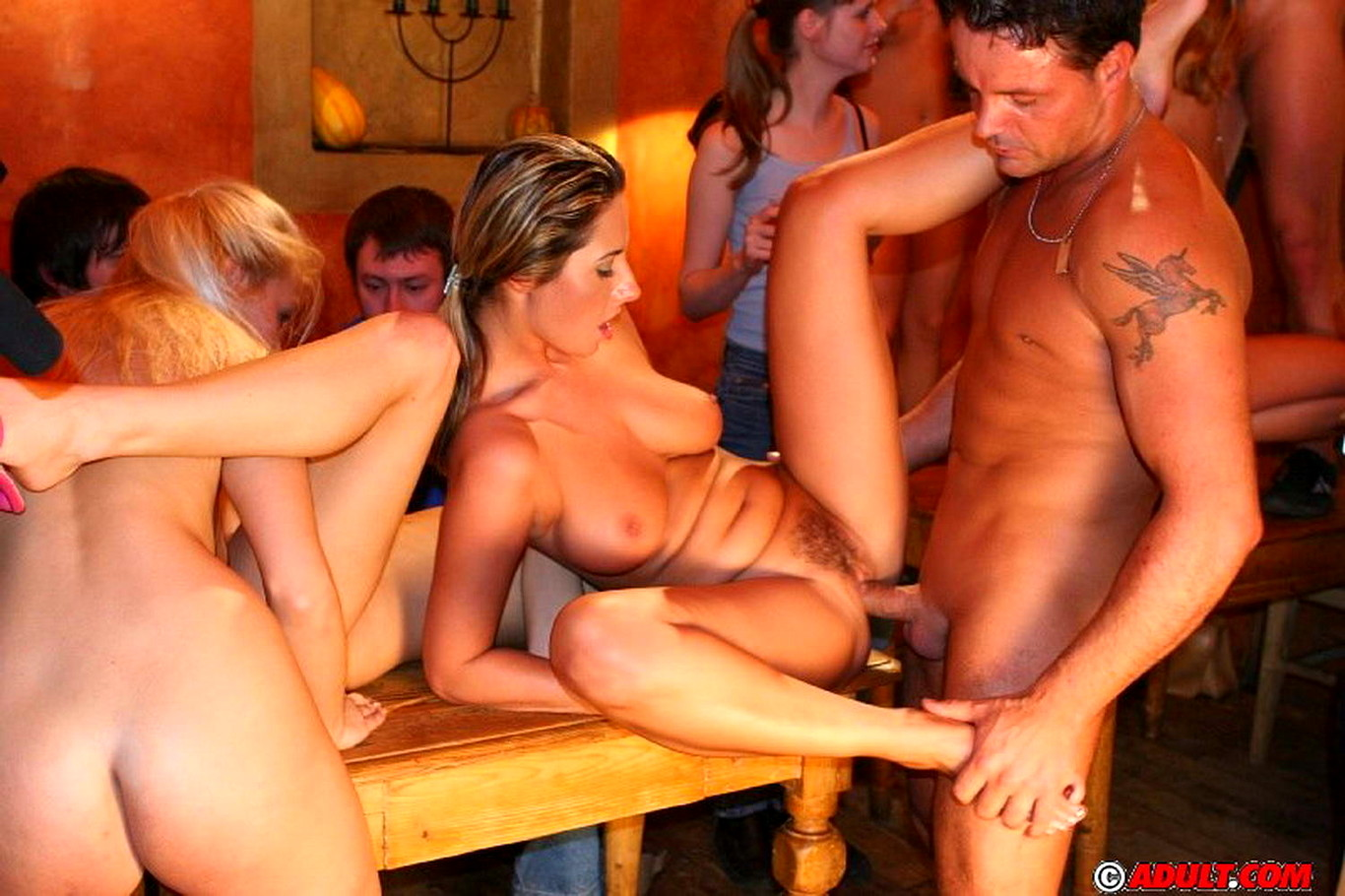 Group party sex swinger, married nudist