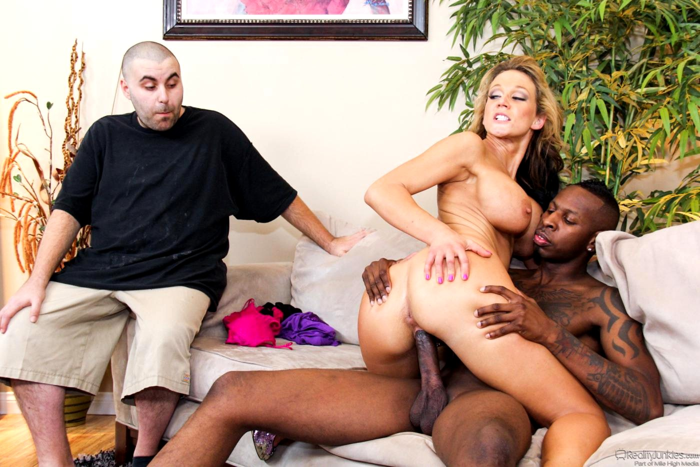 Секс порно жена муж негр видео