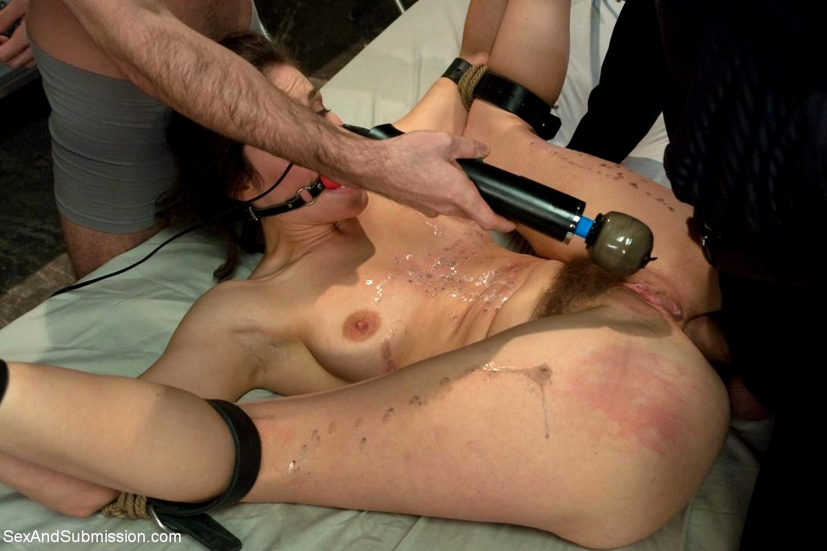 Sex And Submission Bobbi Starr James Deen Steve Holmes -7656