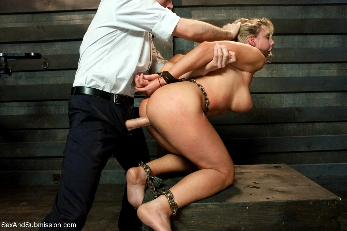 Phrase apologise, sex and submission blonde