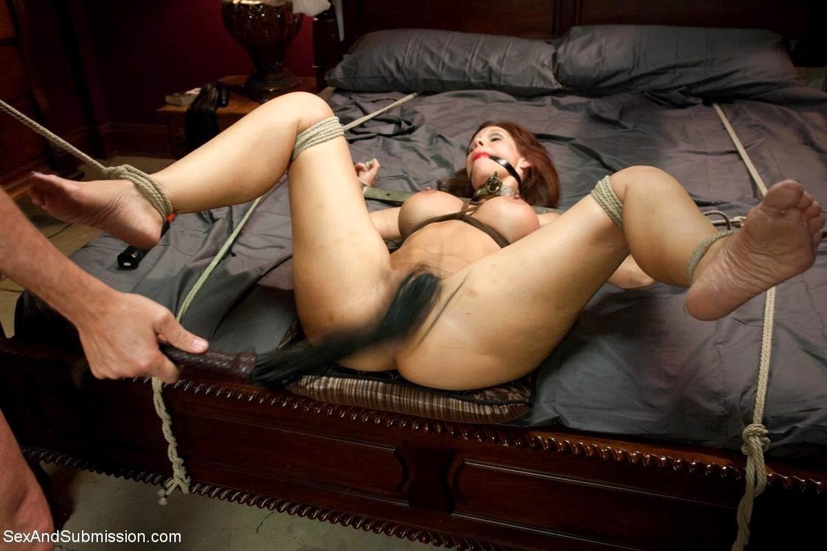 Порно фото наказала