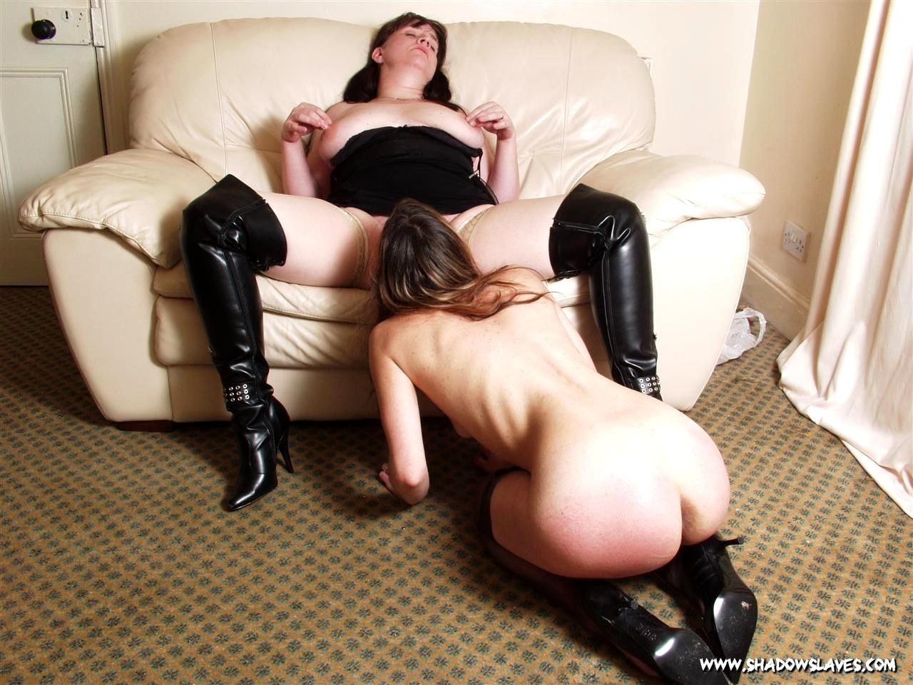 Shadow Slaves Emma Louise Jay Vip Lesbian Spanking Area-4504