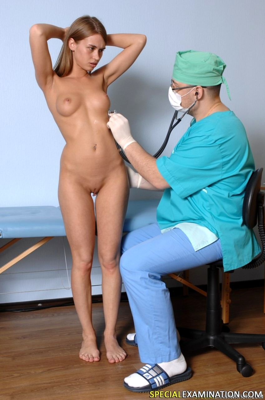 Erotic medical roleplay