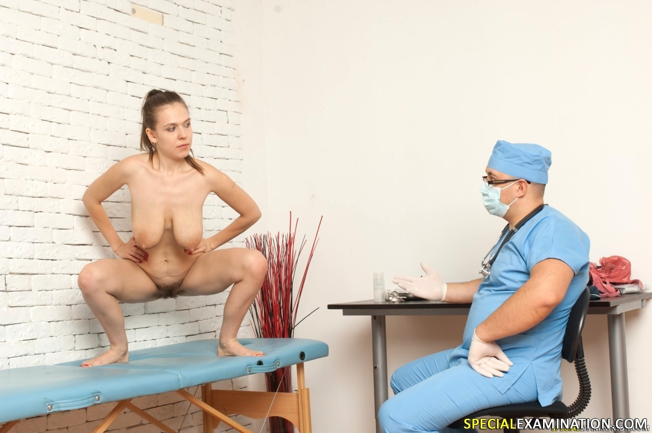 Nude with raf doctor