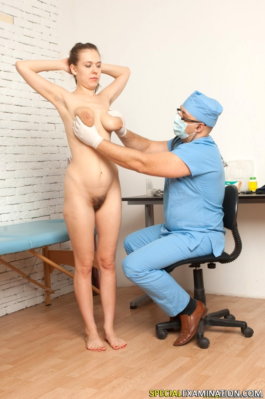 Examined By Police Doctor Lp Officer