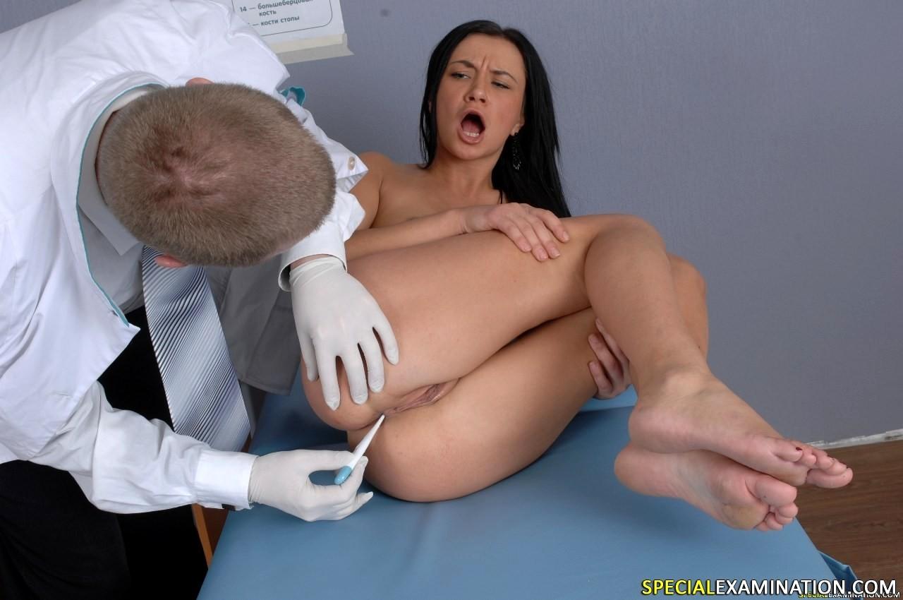 Порно сиськастые пришла на прием к мужчине гинекологу — pic 9