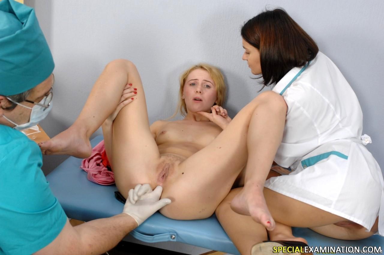 Erotic medial video, totally bare penelope