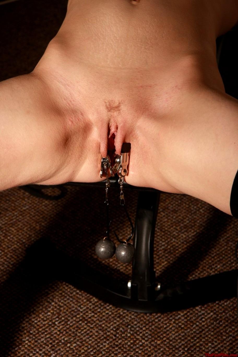 Pussy torture club
