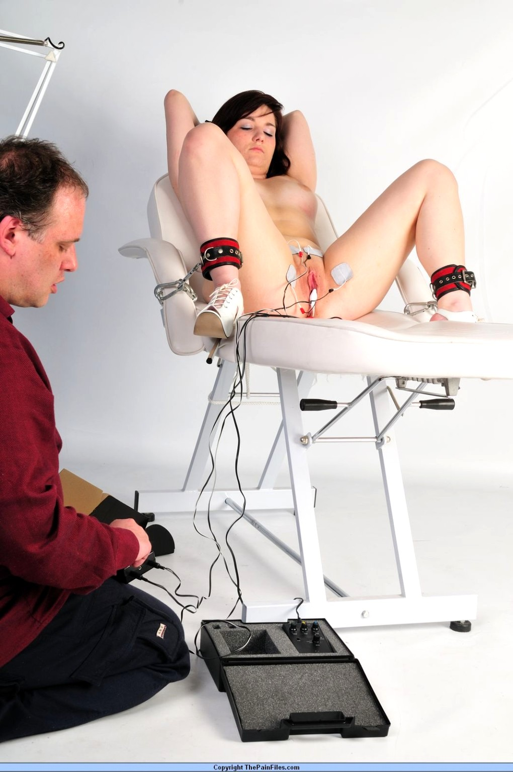 Diaper medical fetish
