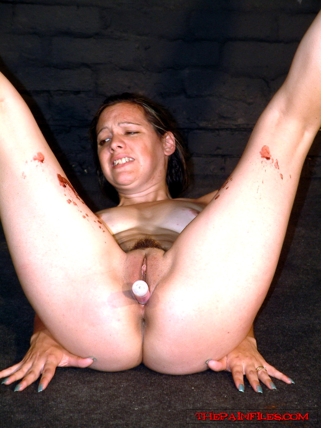 Bisset brown pussy whipping from husband cumshot big