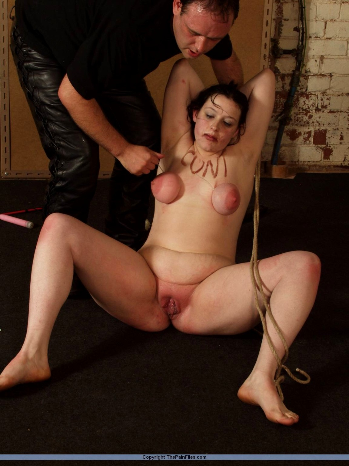 Fetish extreme young punished cunt
