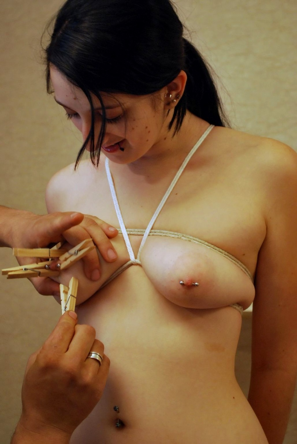 Showing porn images for nipple clamp anal porn