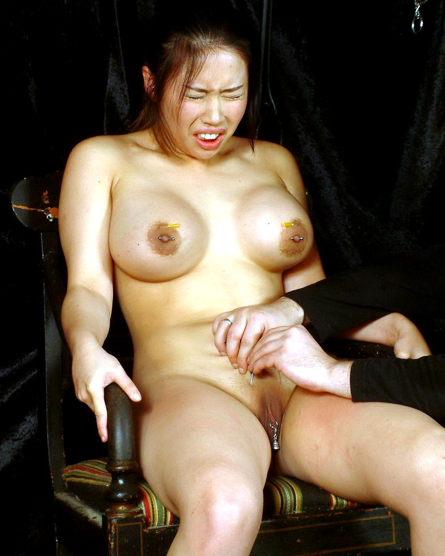Japanese Needle Torture