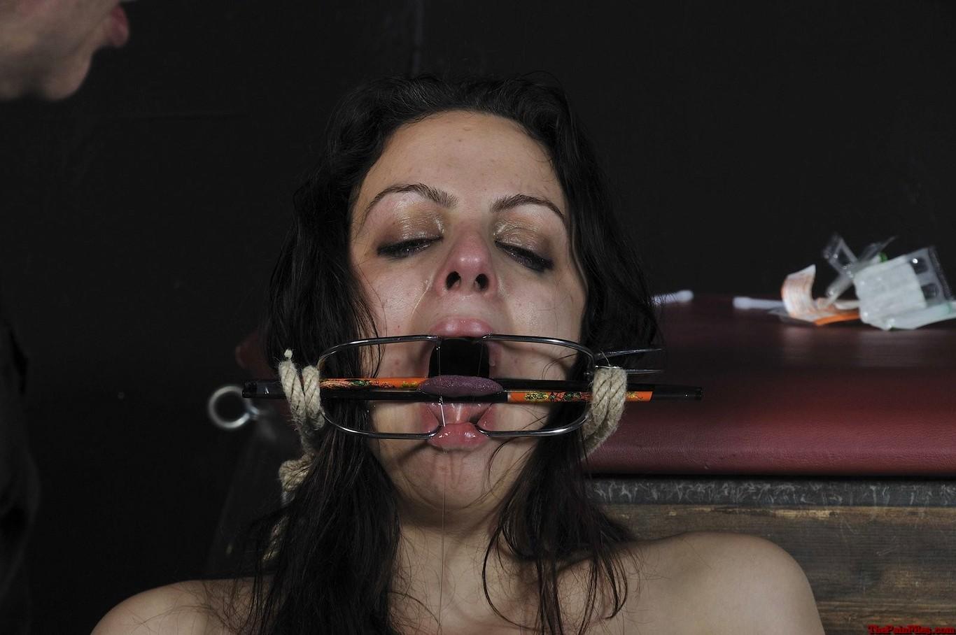 German piercing torture