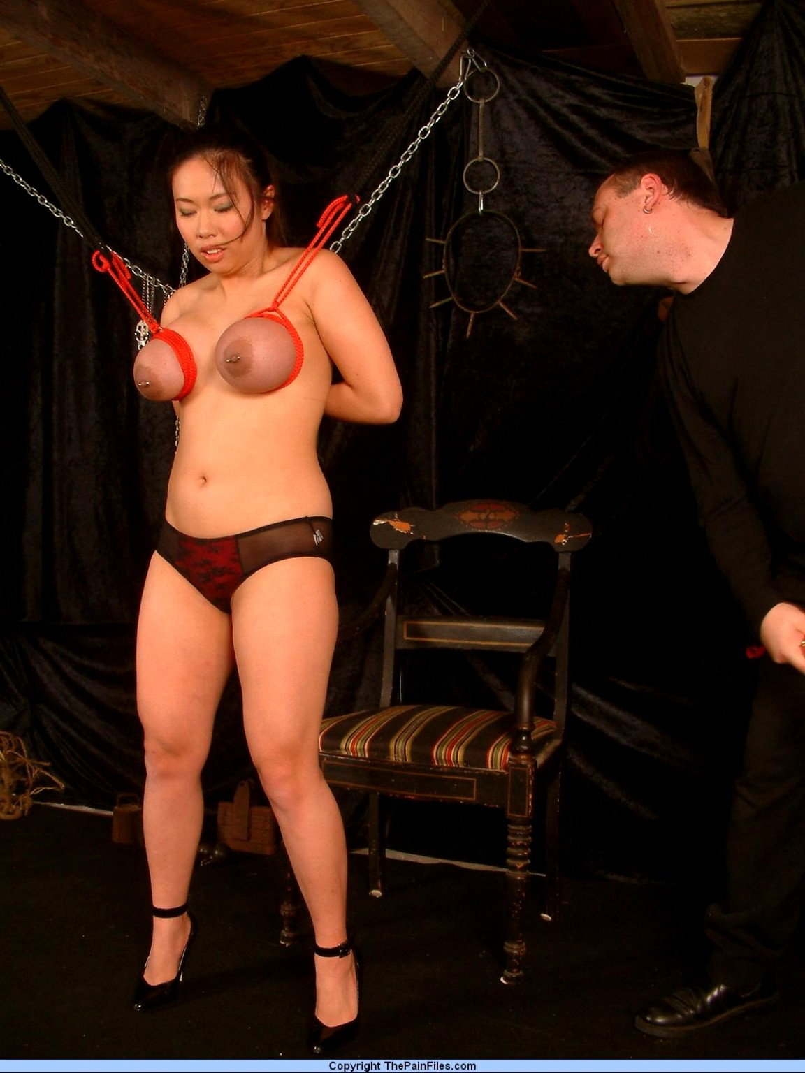 Paddle spank whip woman-3501