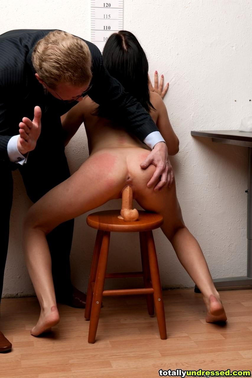 Spanking Masturbate