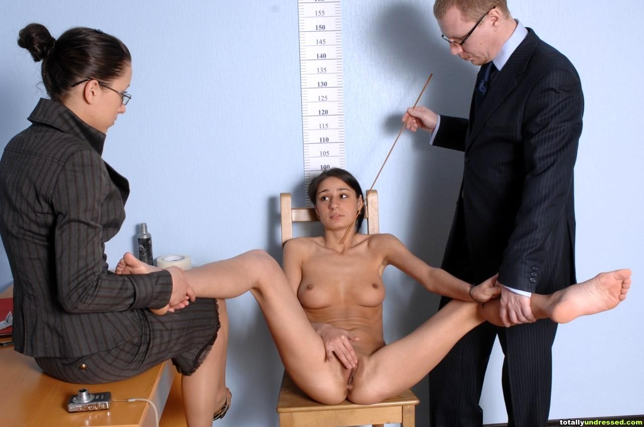 College interview porn
