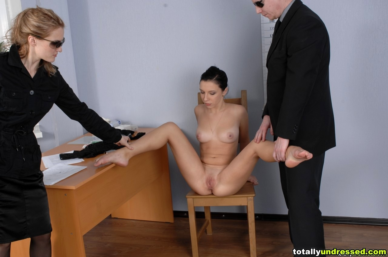 Shocking nude job interview for busty secretary sex clip, watch online for free