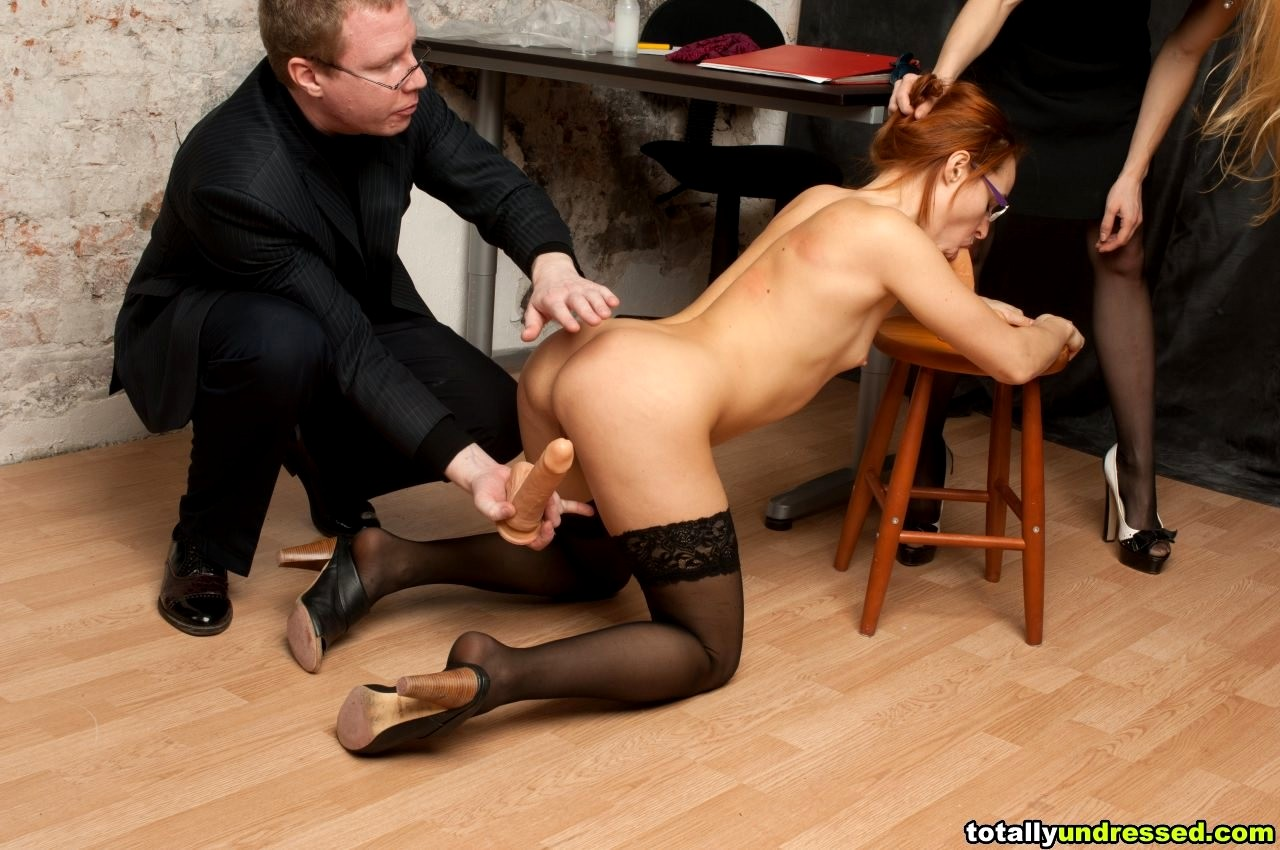 Forced sex office video — img 7